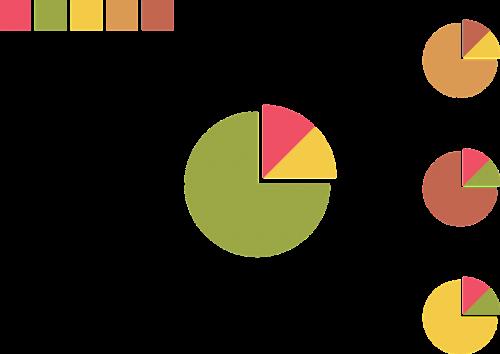 icon chart pie