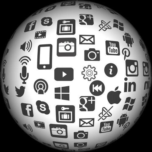 icon ball logo