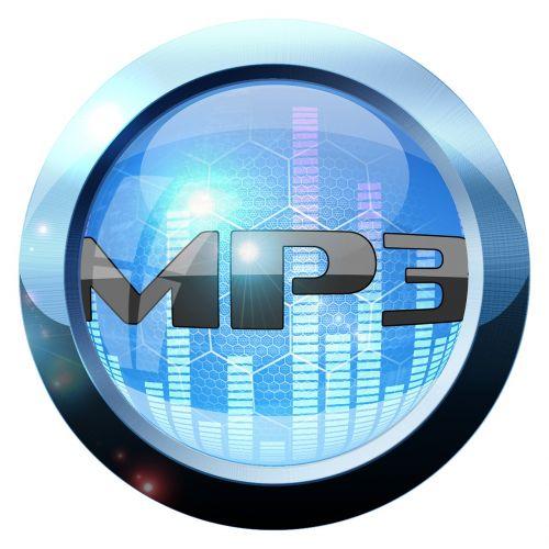 icon web icon mp3