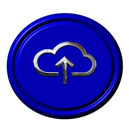 icon button 3d