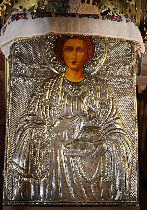 icon sprituell church jewelry