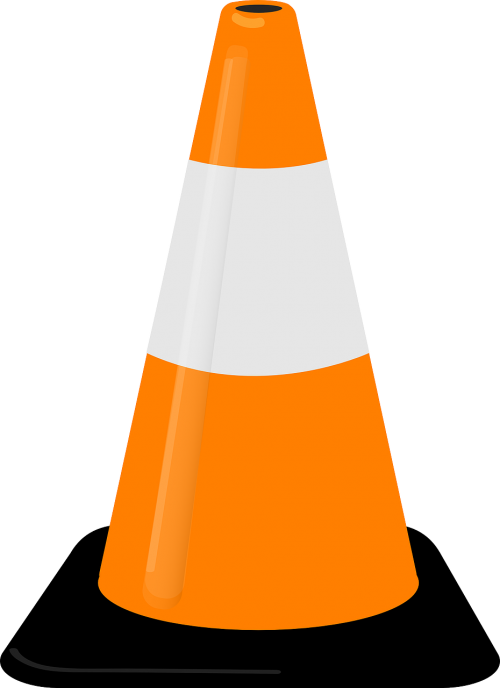 traffic cone safety cone road cone