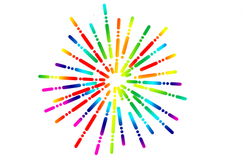 icon star colorful