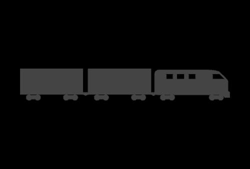 icon  train  rail