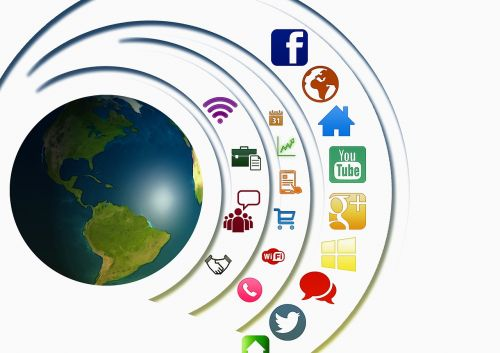 icon social networking