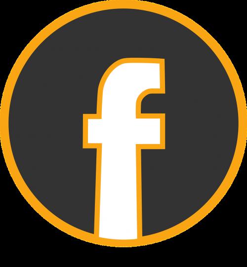 icon facebook facebook logo