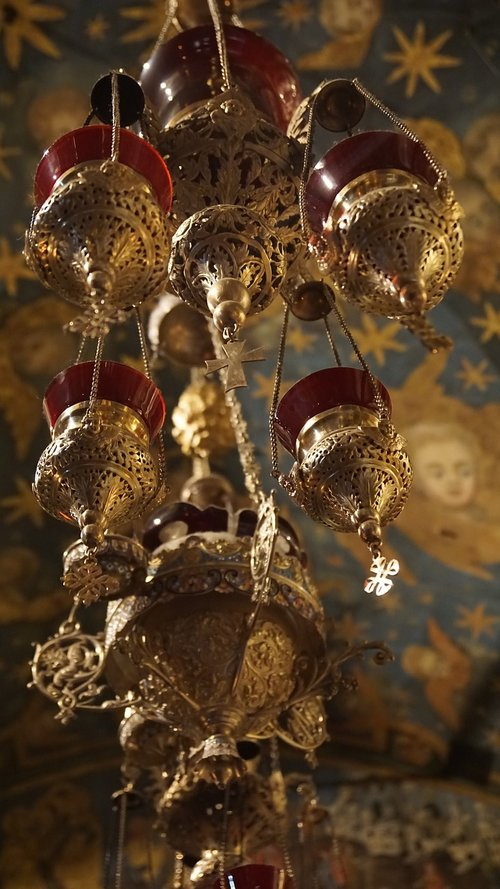 icon-lamp  church  religion