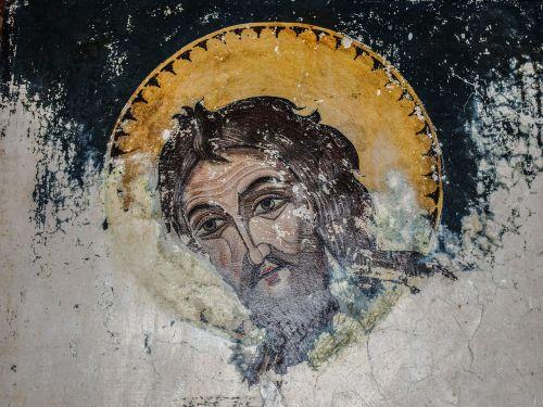 iconography saint aged