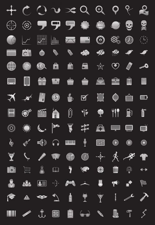 icons web icons icon library