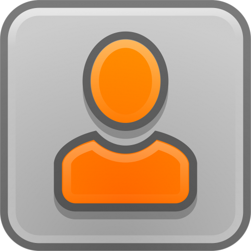 icons symbol user