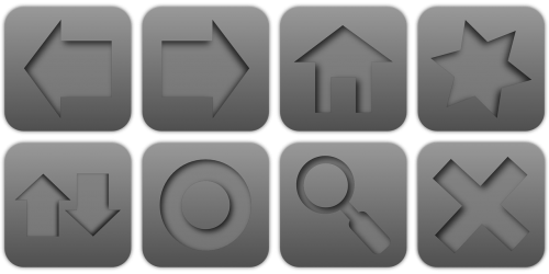 icons browser computer