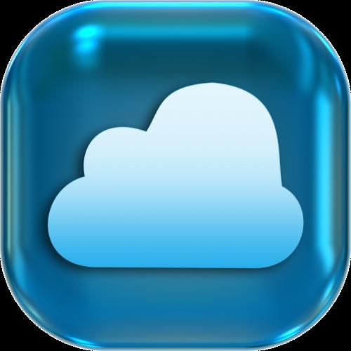 icons symbols cloud