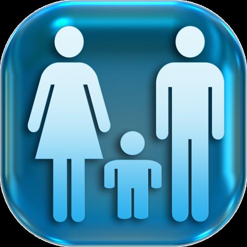 icons symbols family