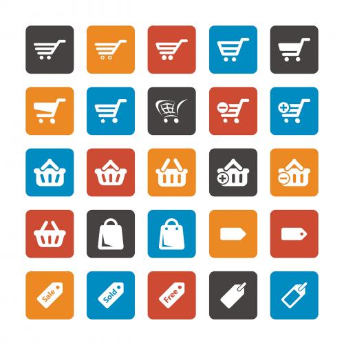 iconset icon cart
