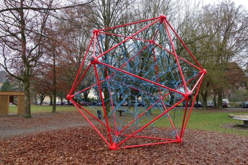 icosahedron space geometry polyhedron
