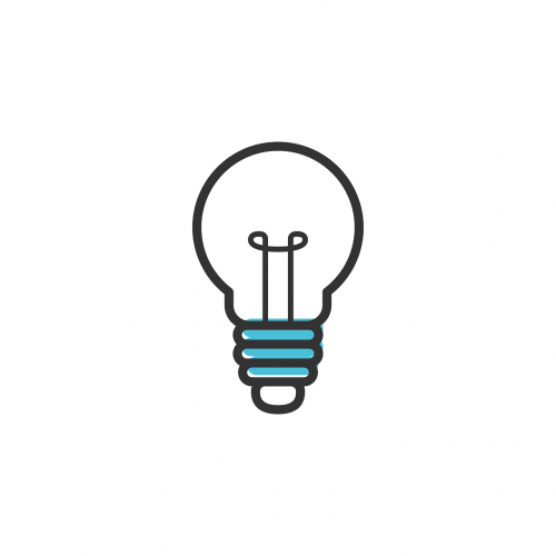idea icon light