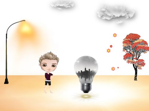 idea concept thinking