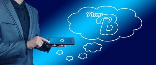 idea  plan  plan b