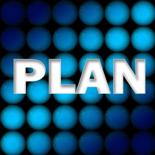 idea plan concept