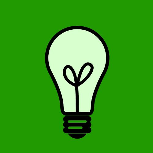 ideas green idea concept