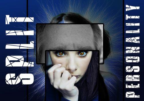 identity disorder schizophrenia woman