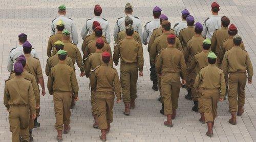 idf  israel  soldiers