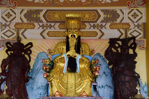 idol can't 極 tianyuan palace the jade emperor
