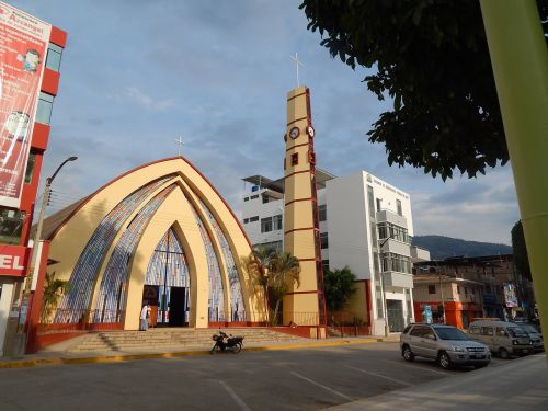 iglesia jaén cajamarca