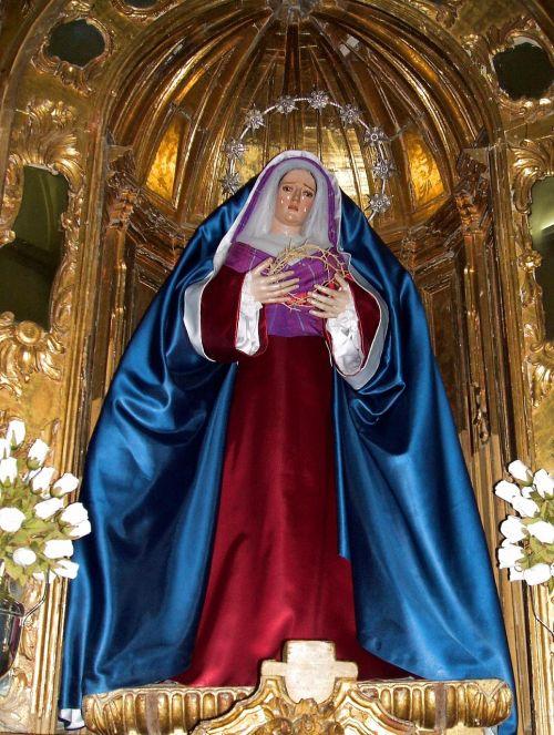 iglesia de la purísima baeza andalusia