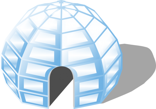 igloo ice house