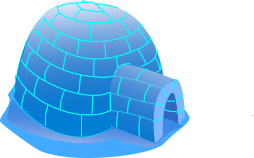 igloo eskimo home