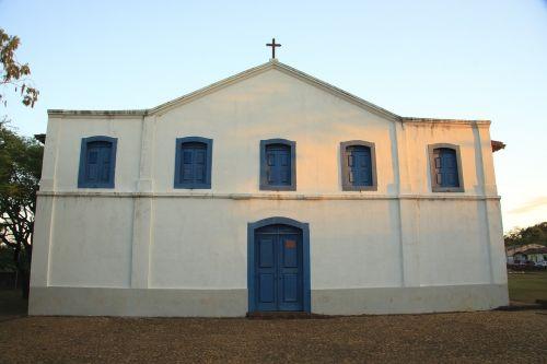 igreja chapada viagem