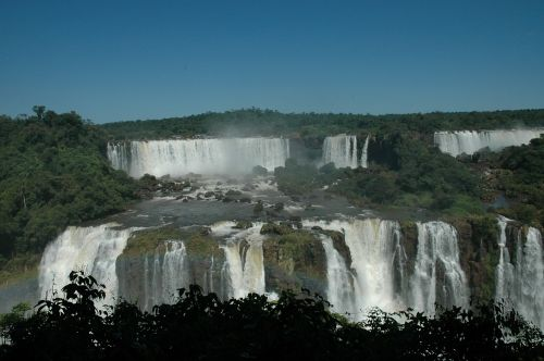 iguacu waterfall brazil