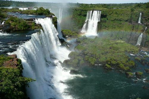iguazu brazil wass