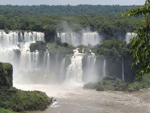 iguazu brazil falls