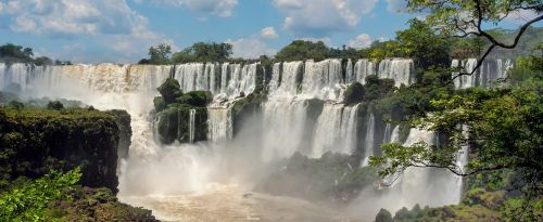 iguazu falls argentina iguazu