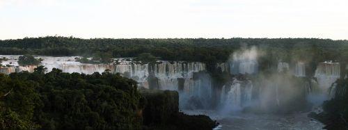 iguazu falls waterfalls argentina