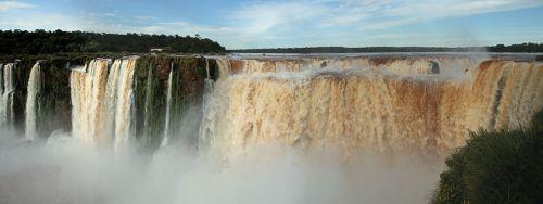 iguazu falls argentina falls