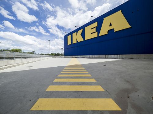 ikea building warehouse