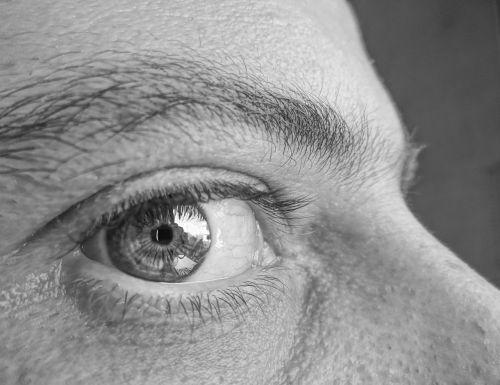 œil eyes view