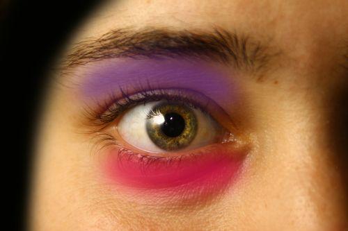 œil eyes iris