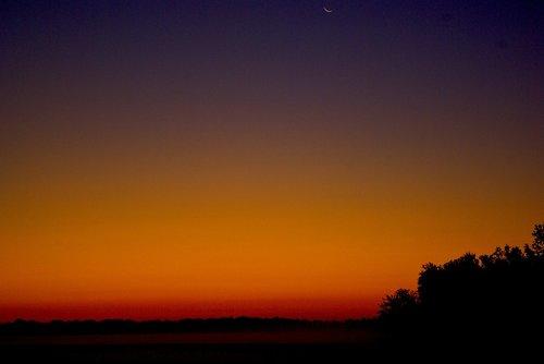 illinois dawn  dawn  morning