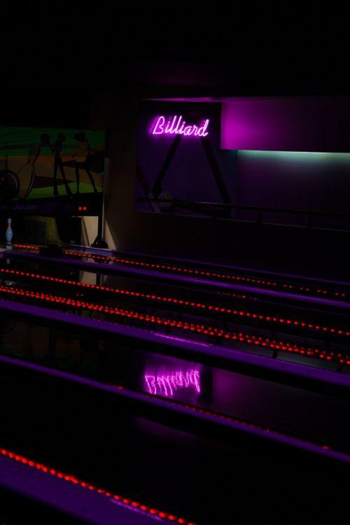 illuminated light neon