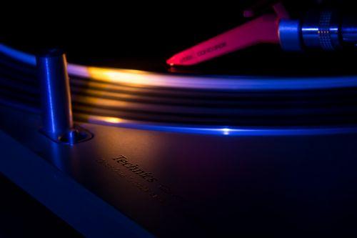 illuminated music technology