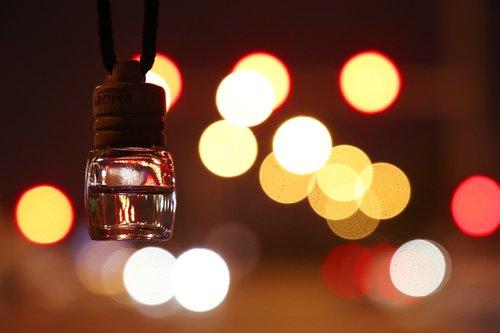 illuminated  lamp  insubstantial