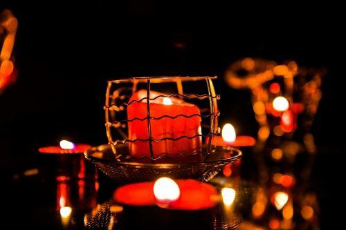 illuminated call out flame celebration