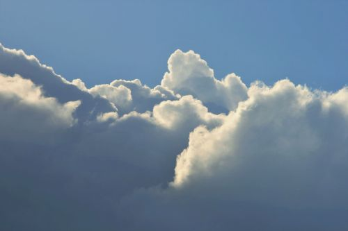 Illuminated Clouds