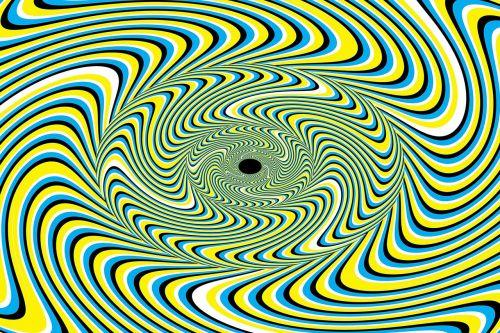 illusion idea head