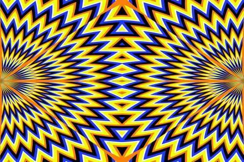 illusion head idea