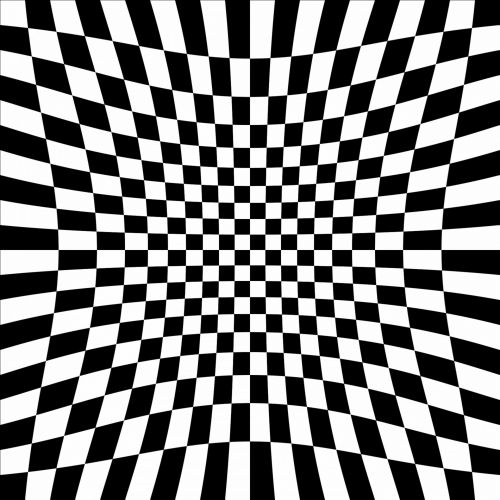 Illusion Checkerboard